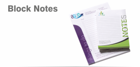 stampa block notes, stampa blocchi appunti, block notes personalizzati