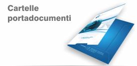 stampa cartelle di presentazione, stampa cartelle portadocumenti, cartelle personalizzate